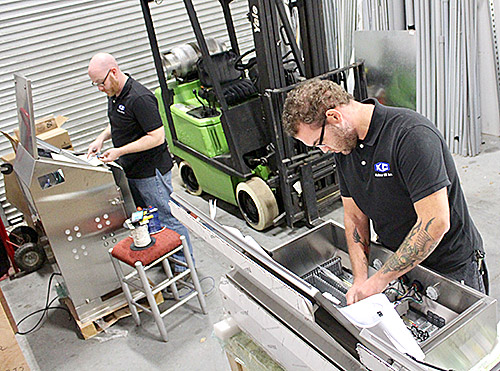 Canada-based Keltour Controls Inc. — a global control panel manufacturer and system integrator — opened its U.S. manufacturing operations in Cape Coral in February 2017 and is already planning an expansion due to a high demand for control panels in Florida.