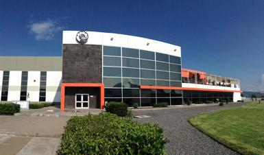 BRP facility in Querétaro