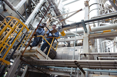 BASF recently made a $42.6 million investment in a Geismar polyurethanes blending facility.