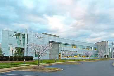 Stiefel Laboratories' global headquarters, Research Triangle Park, N.C.