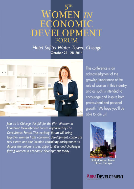 5th Annual Women in Economic Development