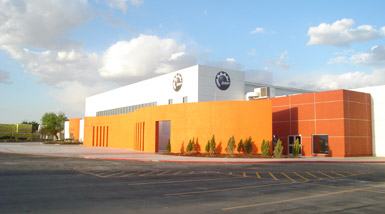 BRP facility in Juarez