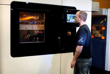 rp+m is a 3D printing/additive manufacturing service bureau located in Avon Lake, Ohio, and a member of America Makes