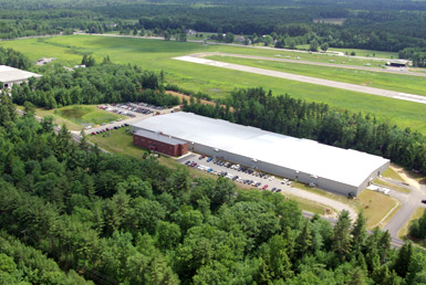 Albany Engineered Composites facility